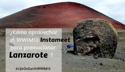 Instameet Lanzarote #WWIM13 #LifeOnEarthWWIM13 by esthergarsan