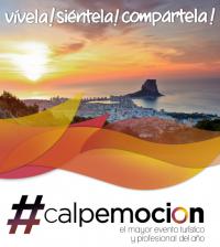 blogtrip #calpemocion conferencia sobre turismo, comunicación y experiencias
