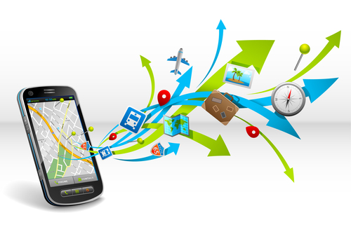 Mobile Technology & travel change