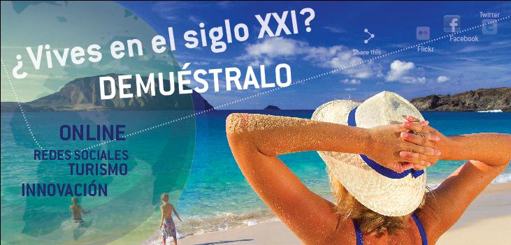 Taller Innovación On Line y Redes Sociales para el sector turístico en Lanzarote